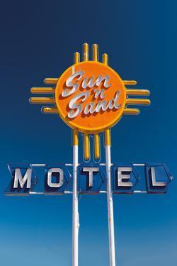 Sun Motel by Alan Copson