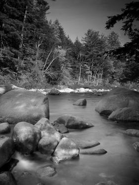 Swift River, White Mountain National Park, New Hampshire, USA by Alan Copson