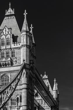 Tower Bridge Skies I by Alan Copson