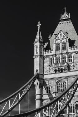 Tower Bridge Skies II by Alan Copson