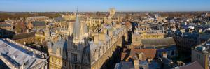 UK, England, Cambridge, Cambridge Universite, Gonville and Caius College by Alan Copson