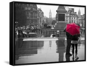 Uk, England, London, Trafalgar Square by Alan Copson