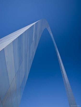 USA, Missouri, St. Louis, Gateway Arch by Alan Copson