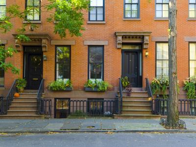 USA, New York, Brooklyn, Brooklyn Heights by Alan Copson
