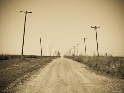 USA, Texas, Route 66, Abandoned Town of Jericho
