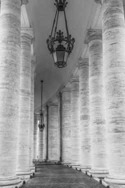 Vatican Vestibule by Alan Copson
