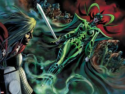Avengers Prime No.2: Thor and Hela