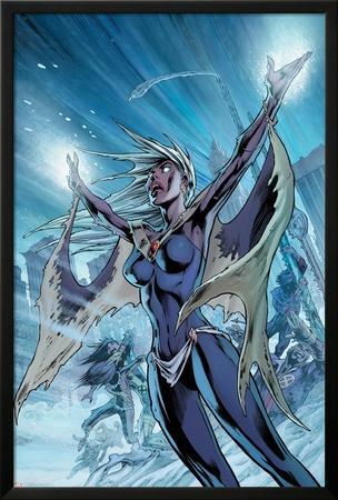 Uncanny X-Men No.459 Cover: Storm
