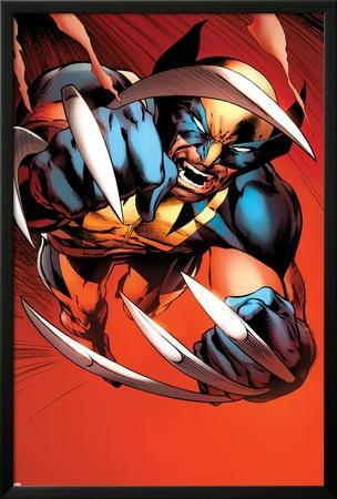 Wolverine #1 Cover: Wolverine