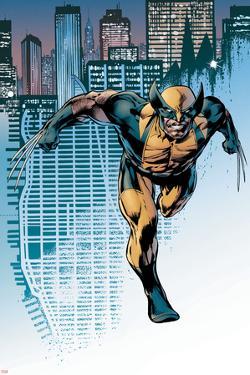Wolverine #1 Featuring Wolverine by Alan Davis