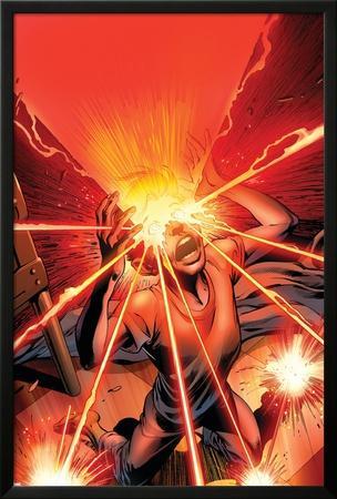 X-Men: Legacy No.214 Cover: Cyclops