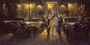 Country House Weekend by Alan Fearnley