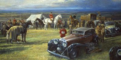 Point-to-Point by Alan Fearnley
