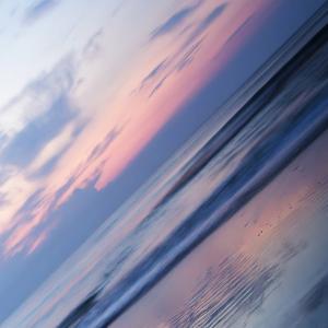 45 Degree Sunrise IV by Alan Hausenflock