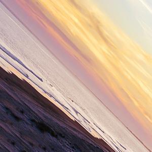45 Degree Sunset I by Alan Hausenflock