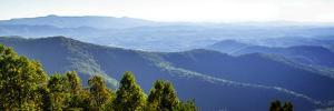 Blue Ridge Mountains II by Alan Hausenflock