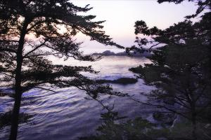 Carmel Highlands Sunset I by Alan Hausenflock