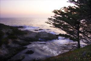 Carmel Highlands Sunset II by Alan Hausenflock