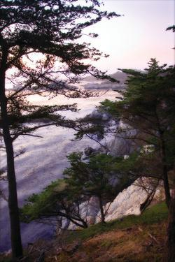 Carmel Highlands Sunset III by Alan Hausenflock
