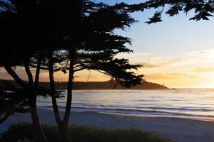 Carmel Sunset 4 by Alan Hausenflock