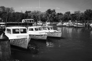 Deadrise Boats by Alan Hausenflock