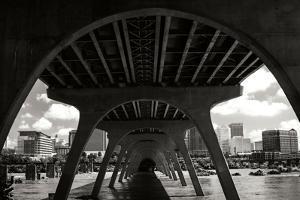 Downtown II by Alan Hausenflock