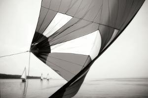 Downwind II by Alan Hausenflock