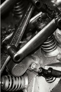 Engine IV by Alan Hausenflock
