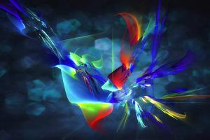 Frenzy I by Alan Hausenflock
