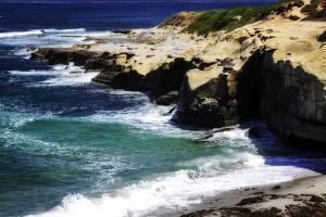 La Jolla Beach IV by Alan Hausenflock