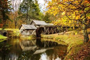 Mabry Mill I by Alan Hausenflock