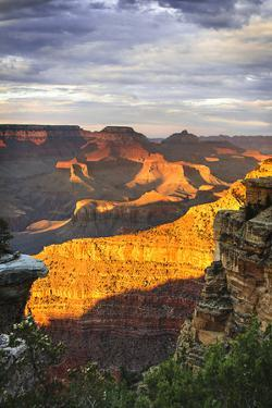 Mather Point Sunset V by Alan Hausenflock