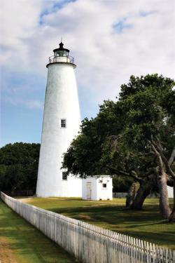 Ocracoke Lighthouse by Alan Hausenflock