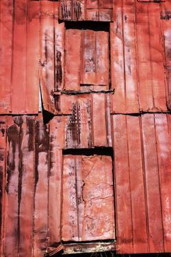 Old Tobacco Barn II by Alan Hausenflock