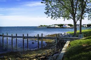 On the Chesapeake II by Alan Hausenflock