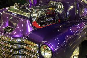 Purple Flamer I by Alan Hausenflock