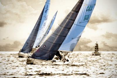 Racing Waters I