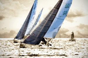 Racing Waters I by Alan Hausenflock