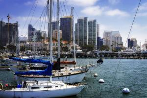 San Diego Que I by Alan Hausenflock