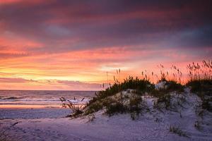 September Sunrise V by Alan Hausenflock