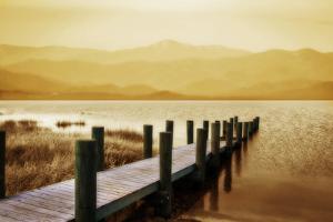 Serenity II by Alan Hausenflock