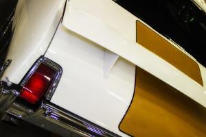 Sixties Muscle Car by Alan Hausenflock