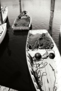 Skiffs I by Alan Hausenflock