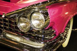 Styling in Pink II by Alan Hausenflock