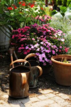 The Garden Nook IV by Alan Hausenflock
