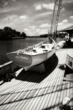 The Schooner II by Alan Hausenflock