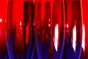 Wine Glasses IV by Alan Hausenflock