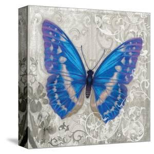 Blue Butterfly I by Alan Hopfensperger
