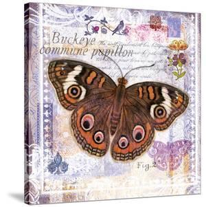 Butterfly Artifact Lilac by Alan Hopfensperger