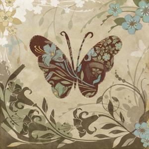 Garden Variety Butterfly I by Alan Hopfensperger